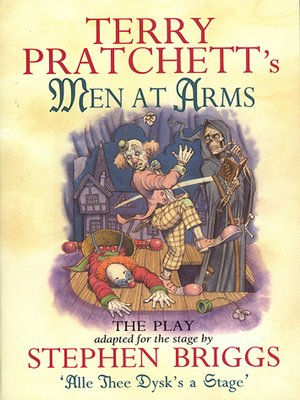 cover image of Men at Arms