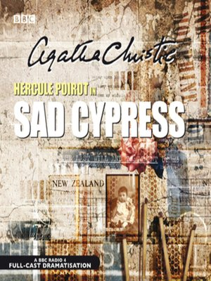 cover image of Sad Cypress