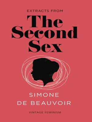 cover image of The Second Sex (Vintage Feminism Short Edition)