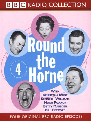 cover image of Round the Horne, Volume 4