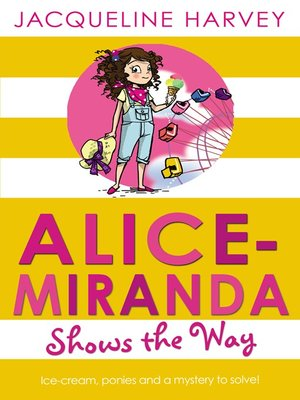 cover image of Alice-Miranda Shows the Way
