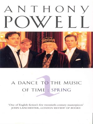 cover image of Dance to the Music of Time, Volume 1