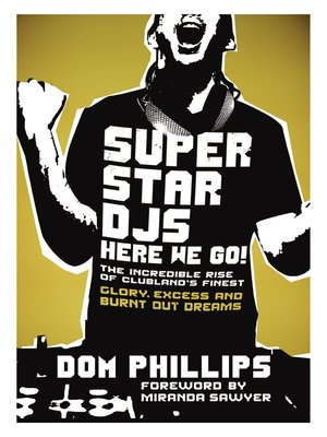 cover image of Superstar DJs Here We Go!