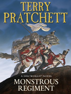 cover image of Monstrous Regiment
