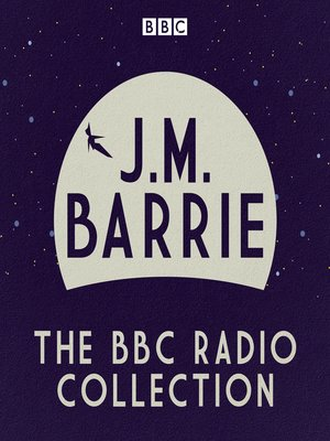 cover image of J. M Barrie