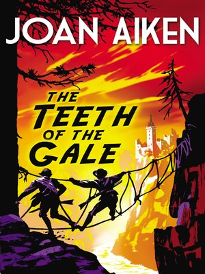cover image of The Teeth of the Gale