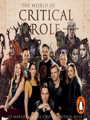 cover image of The World of Critical Role