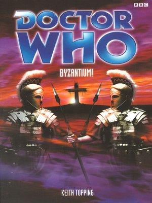cover image of Byzantium!