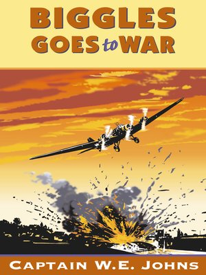 cover image of Biggles Goes to War