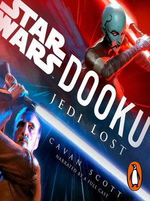 cover image of Dooku--Jedi Lost (Star Wars)