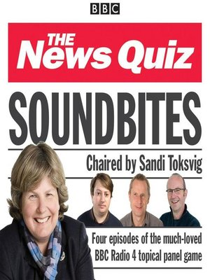 cover image of News Quiz, Soundbites