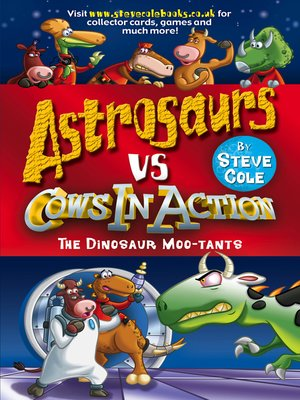 cover image of Astrosaurs Vs Cows In Action