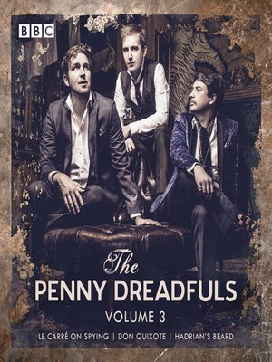 cover image of The Penny Dreadfuls, Collection 3
