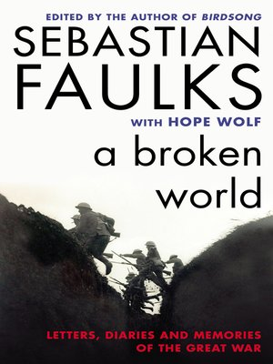 cover image of A Broken World