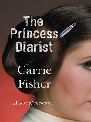 cover image of The Princess Diarist