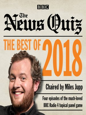 cover image of The News Quiz--Best of 2018