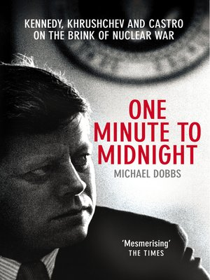 cover image of One Minute to Midnight