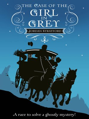 cover image of The Case of the Girl in Grey