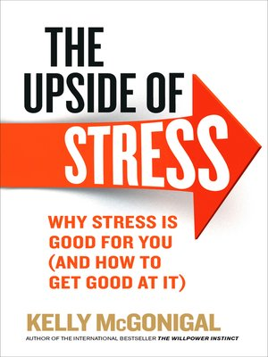 cover image of The Upside of Stress