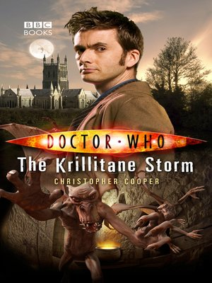 cover image of The Krillitane Storm