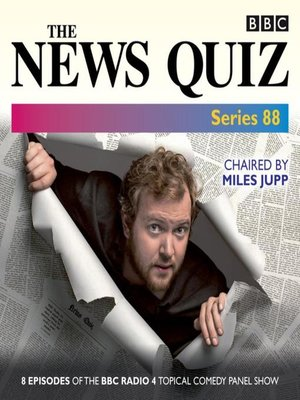 cover image of The News Quiz, Series 88