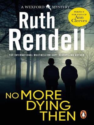 cover image of No More Dying Then