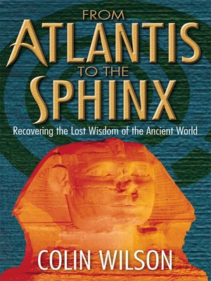 cover image of From Atlantis to the Sphinx