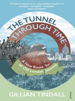 cover image of The Tunnel Through Time