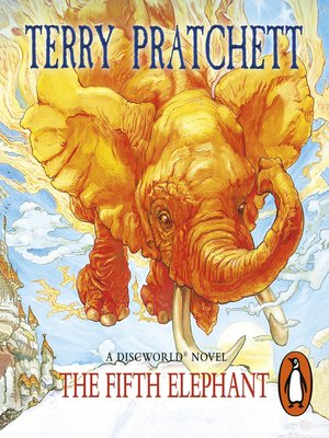 cover image of The Fifth Elephant