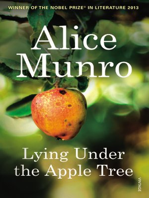 cover image of Lying Under the Apple Tree
