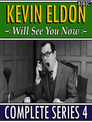 cover image of Kevin Eldon Will See You Now