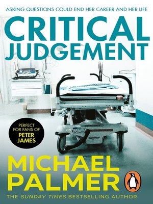 cover image of Critical Judgement