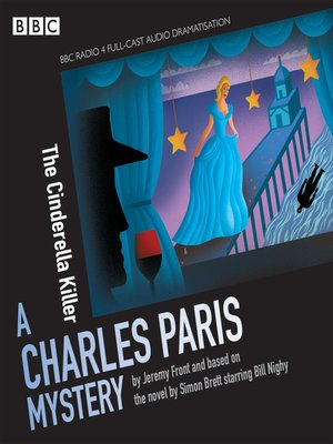 cover image of Charles Paris, The Cinderella Killer