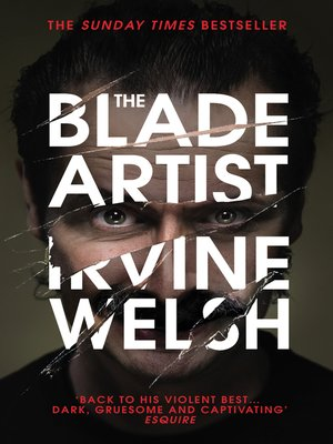 cover image of The Blade Artist