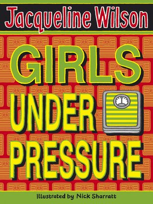 cover image of Girls Under Pressure