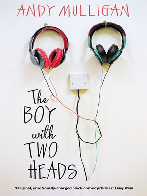 cover image of The Boy with Two Heads