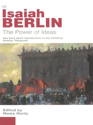 cover image of The Power of Ideas