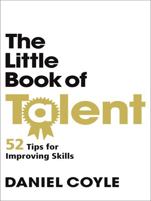 cover image of The Little Book of Talent