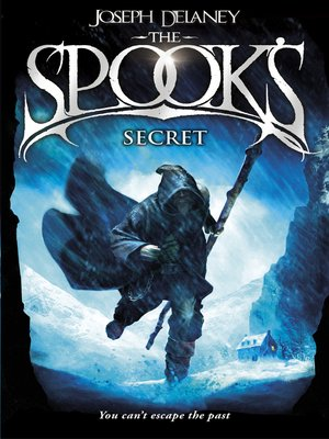 cover image of The Spook's Secret