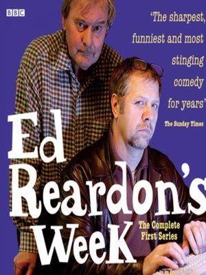 cover image of Ed Reardon's Week, Series 1