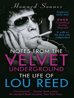 cover image of Notes from the Velvet Underground