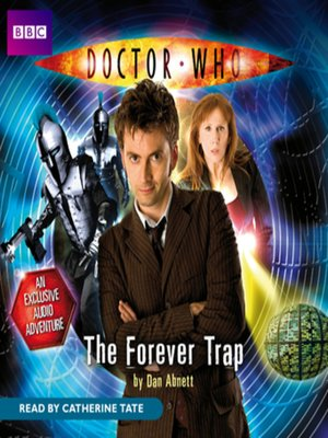 cover image of Doctor Who--The Forever Trap