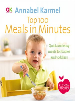 cover image of Top 100 Meals in Minutes