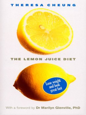 cover image of The Lemon Juice Diet