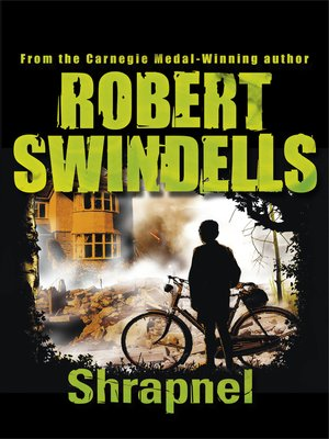 cover image of Shrapnel