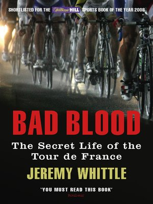 cover image of Bad Blood