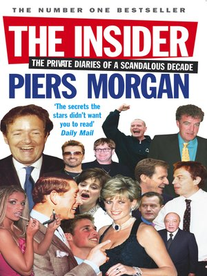 cover image of The Insider