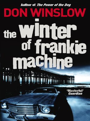 cover image of The Winter of Frankie Machine
