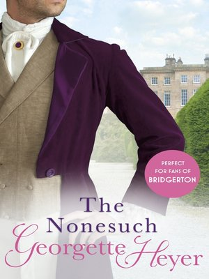 cover image of The Nonesuch