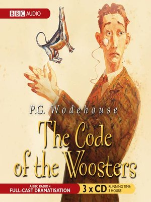cover image of The Code of the Woosters
